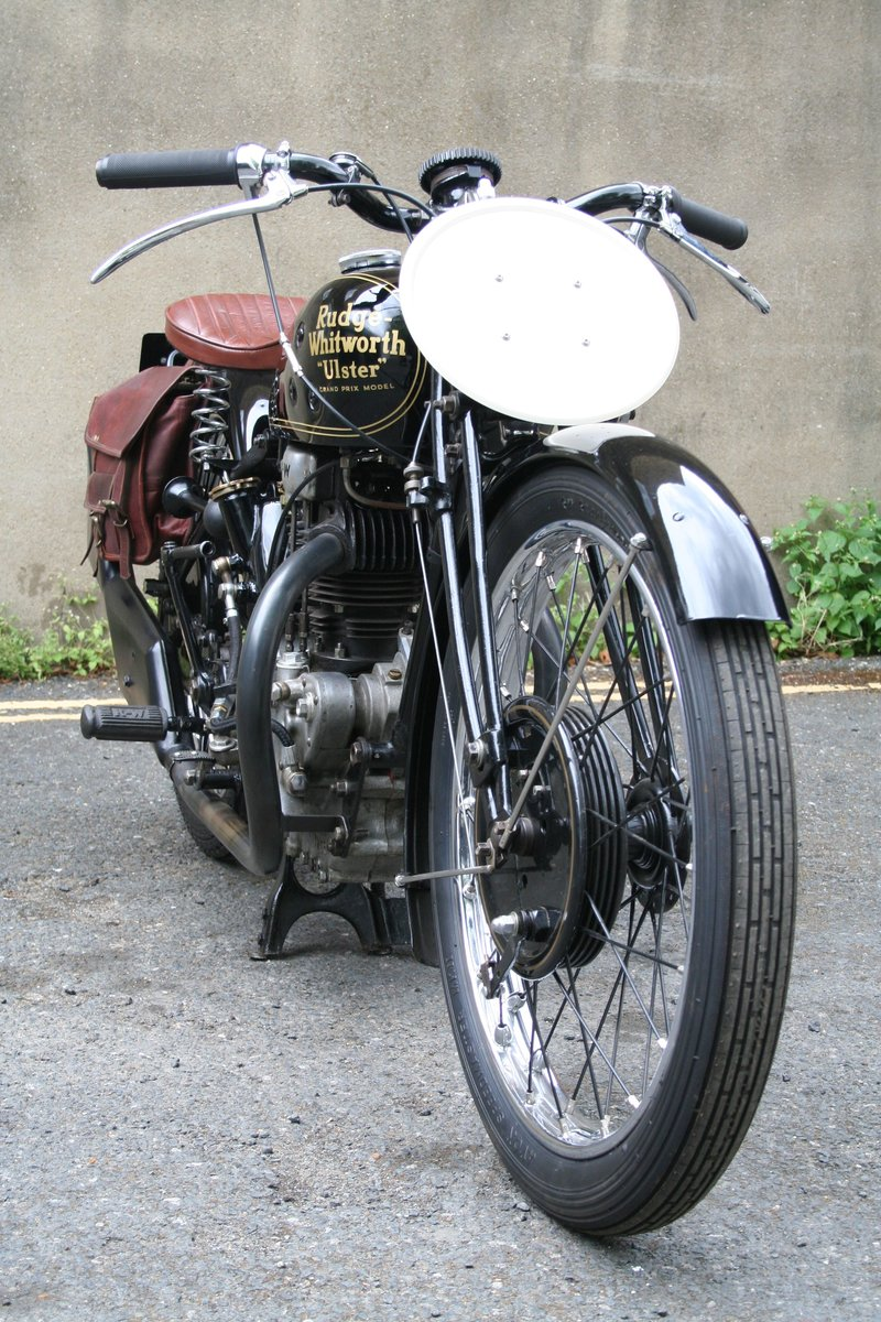 1930 Rudge Ulster Grand Prix, excellent For Sale (picture 4 of 6)