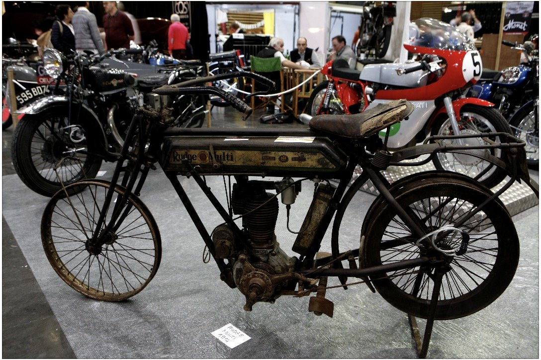 1914  Rudge Multi Exchange For Sale (picture 1 of 4)