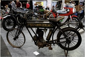 1914  Rudge Multi Exchange