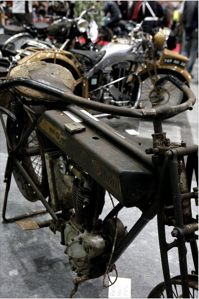 1914  Rudge Multi Exchange For Sale (picture 2 of 4)