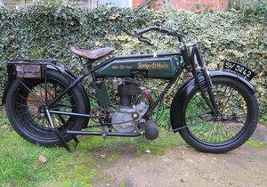 C.1920 RUDGE 499CC MULTI TT MODEL (LOT 352)