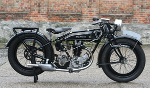 Picture of 1927 Rudge Special  500cc OHV 4 Valve