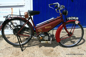 RUDGE AUTOCYCLE