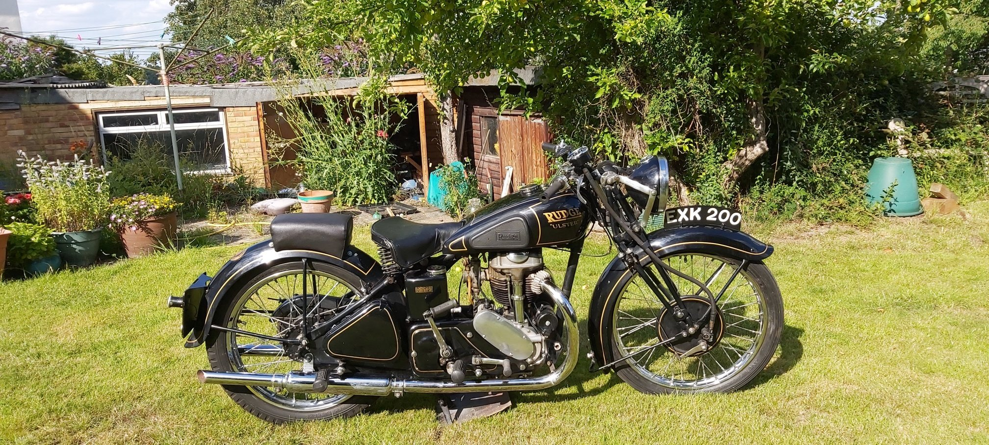1938 Rudge Ulster For Sale (picture 1 of 2)