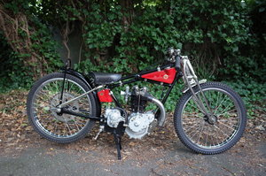 Rudge Dirt Track Special for sale. 500cc