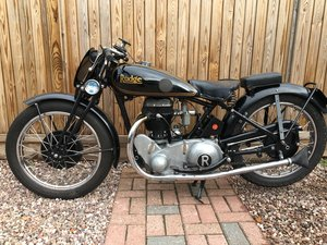 Picture of 1937 Rudge Special