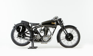 Rudge 499cc TT Replica Racing Motorcycle