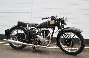1937 Rudge Special 500cc. An Excellent Example and Extremely