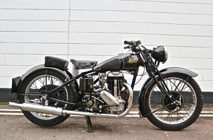 1937 Rudge Special 500cc An Excellent Example