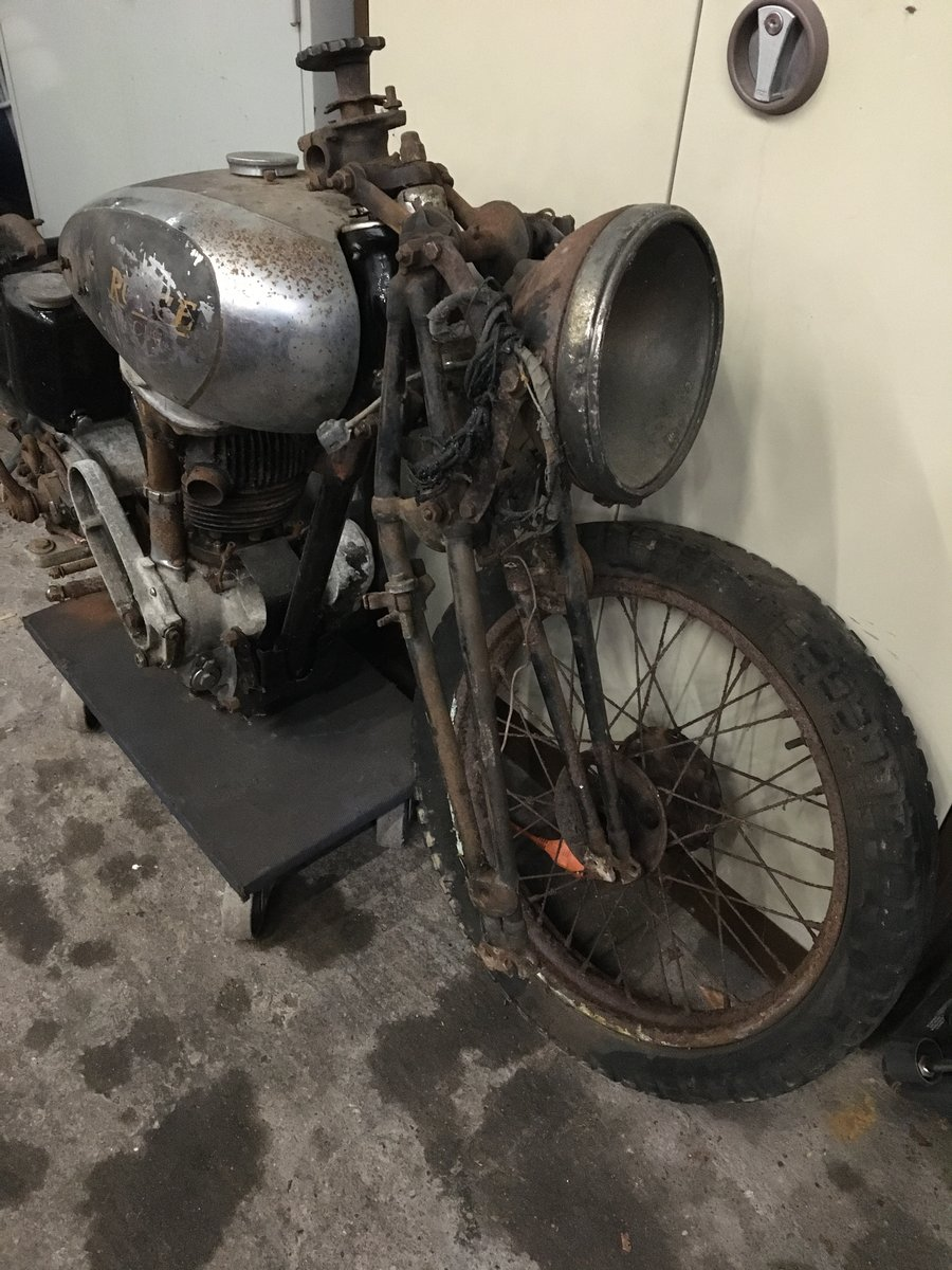 Rudge Speciale 500cc 1937 For Sale (picture 1 of 12)