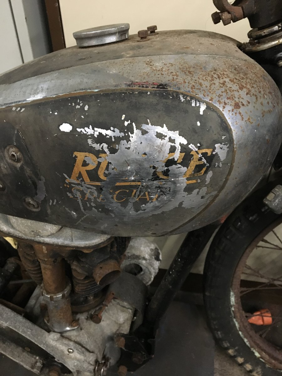 Rudge Speciale 500cc 1937 For Sale (picture 6 of 12)