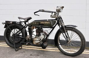 Picture of 1920 Rudge Multi 500cc Flat Tanker -Very original with the o For Sale