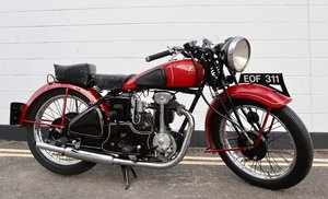 Picture of 1938 Rudge Rapid 250cc - With Original Buff Log book - Orig SOLD