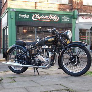 Picture of 1937 Rudge Special 500 Rare Classic. RESERVED / SOLD TO SM. SOLD