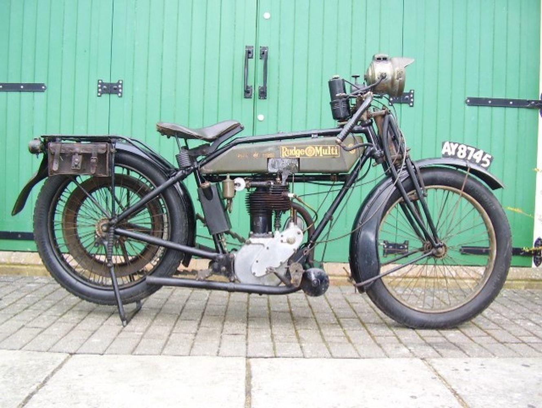 1921 Rudge Multi TT Model 500cc For Sale (picture 1 of 6)