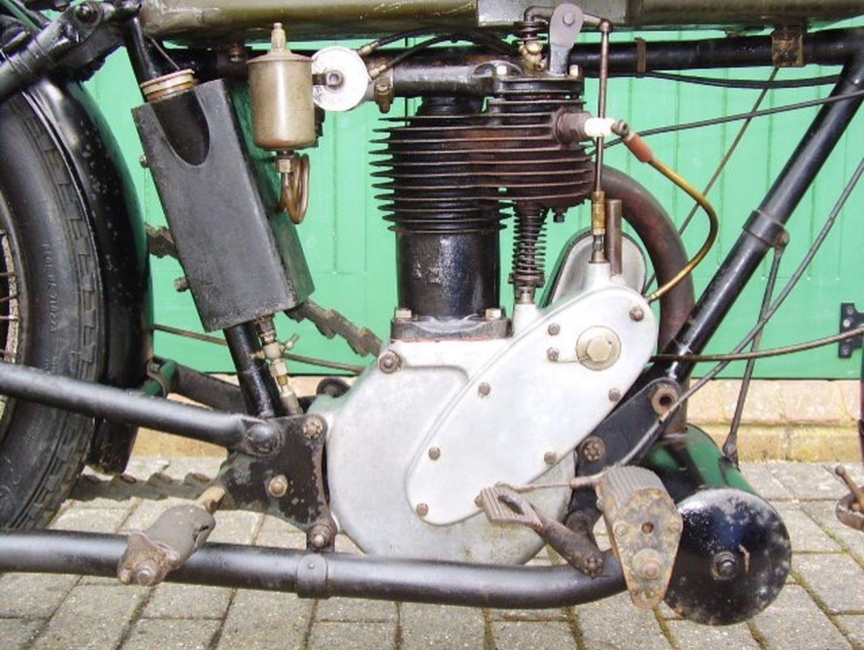 1921 Rudge Multi TT Model 500cc For Sale (picture 2 of 6)