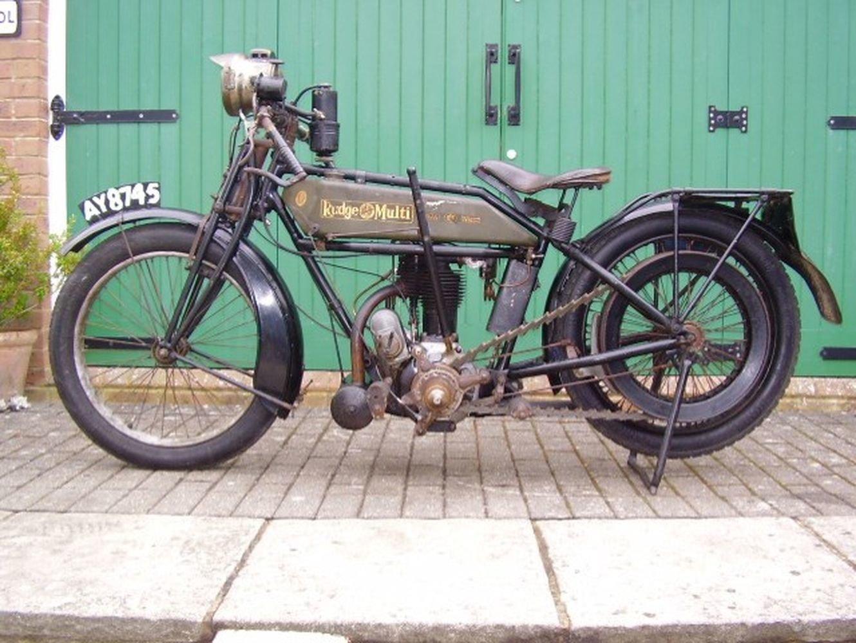 1921 Rudge Multi TT Model 500cc For Sale (picture 3 of 6)