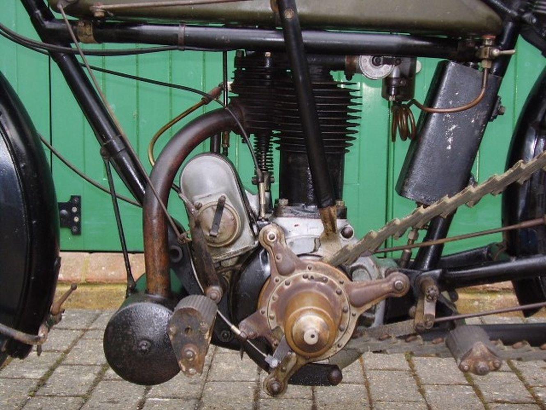 1921 Rudge Multi TT Model 500cc For Sale (picture 4 of 6)