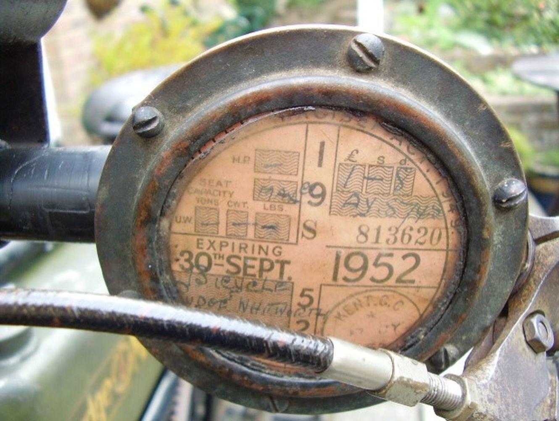 1921 Rudge Multi TT Model 500cc For Sale (picture 5 of 6)