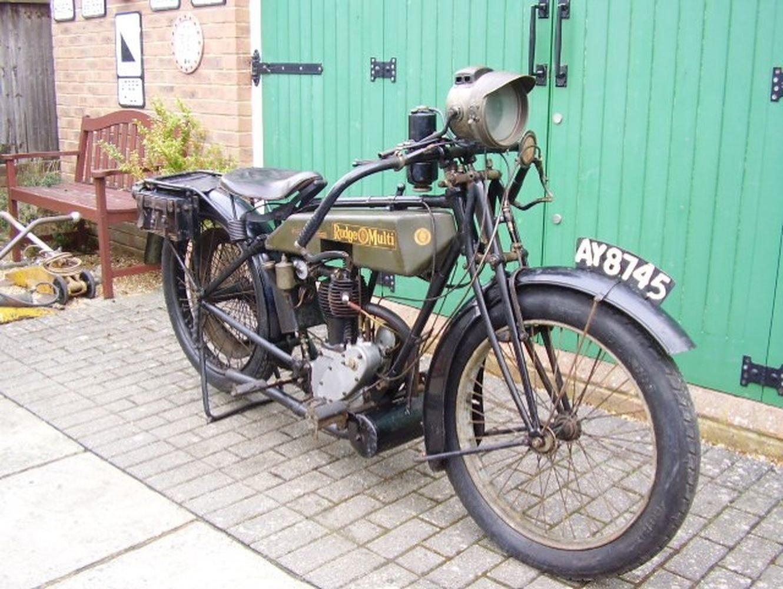 1921 Rudge Multi TT Model 500cc For Sale (picture 6 of 6)