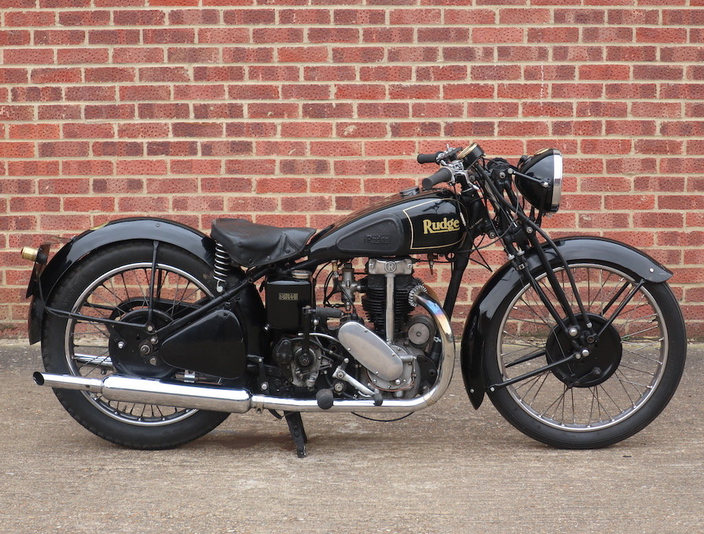 1934 Rudge 500 Special For Sale (picture 1 of 9)