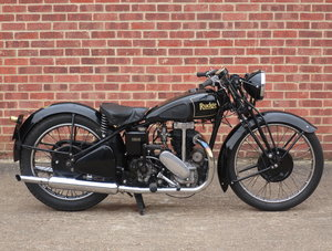 Picture of 1934 Rudge 500 Special For Sale
