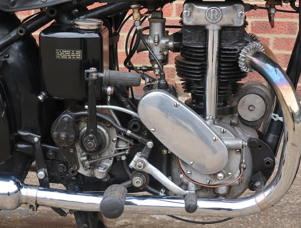 1934 Rudge 500 Special For Sale (picture 3 of 9)