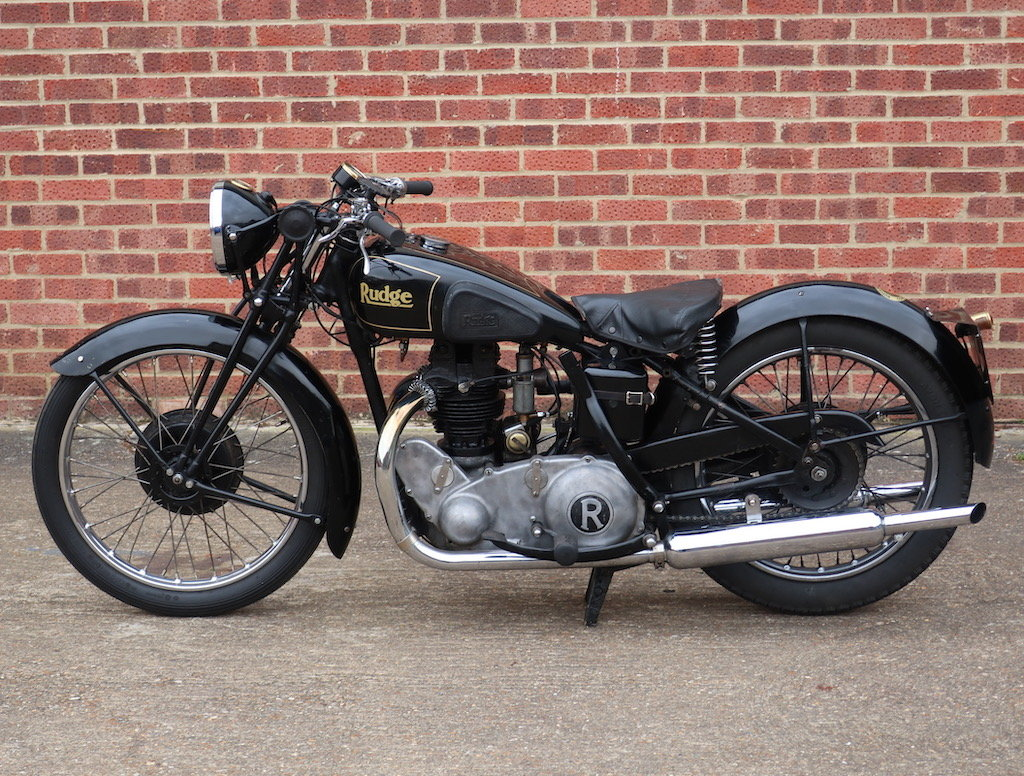 1934 Rudge 500 Special For Sale (picture 5 of 9)