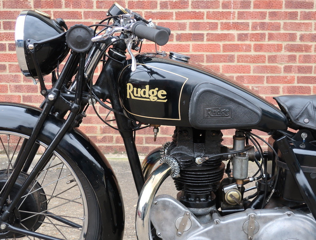 1934 Rudge 500 Special For Sale (picture 6 of 9)