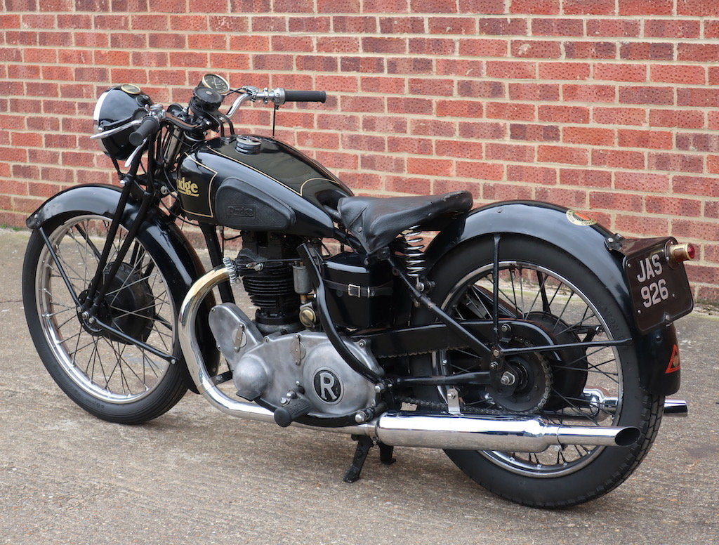 1934 Rudge 500 Special For Sale (picture 8 of 9)
