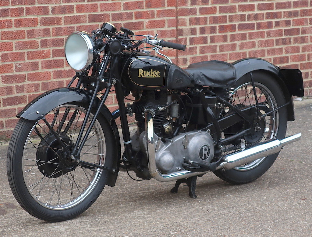 1934 Rudge 500 Special For Sale (picture 9 of 9)
