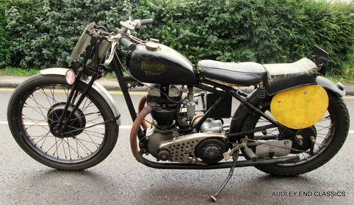 RUDGE ULSTER 1937 (NOW SOLD) SOLD (picture 1 of 6)