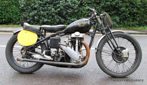 RUDGE ULSTER 1937 (NOW SOLD) SOLD (picture 2 of 6)