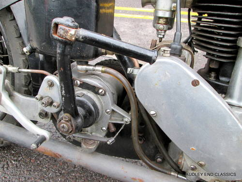 RUDGE ULSTER 1937 (NOW SOLD) SOLD (picture 5 of 6)