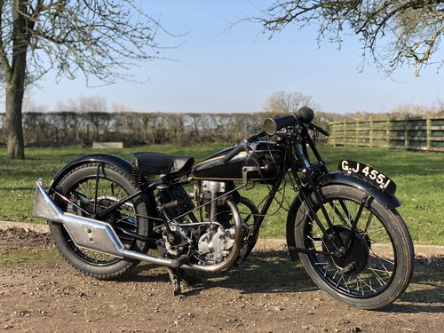Rudge Ulster Grand Prix 1930 500cc SOLD (picture 1 of 6)
