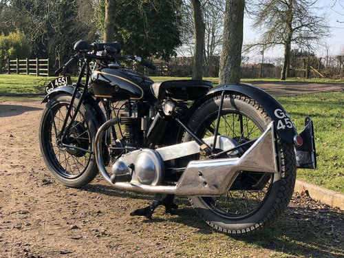 Rudge Ulster Grand Prix 1930 500cc SOLD (picture 6 of 6)