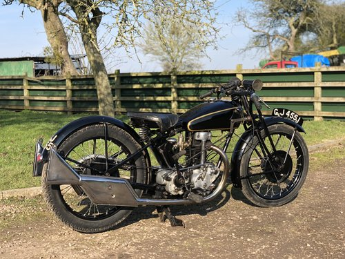 Rudge Ulster Grand Prix 1930 500cc SOLD (picture 2 of 6)