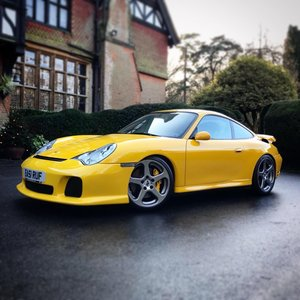 2002 RUF RTurbo - Very Rare!