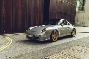1998 RUF BTR2 - VERY RARE RIGHT HAND DRIVE