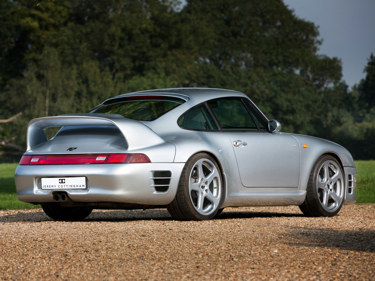 1997 Ruf CTR2 For Sale (picture 4 of 12)