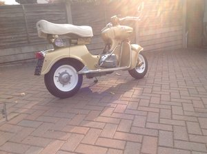 "1963 Moto Rumi Bol D""or  scooter For Sale"