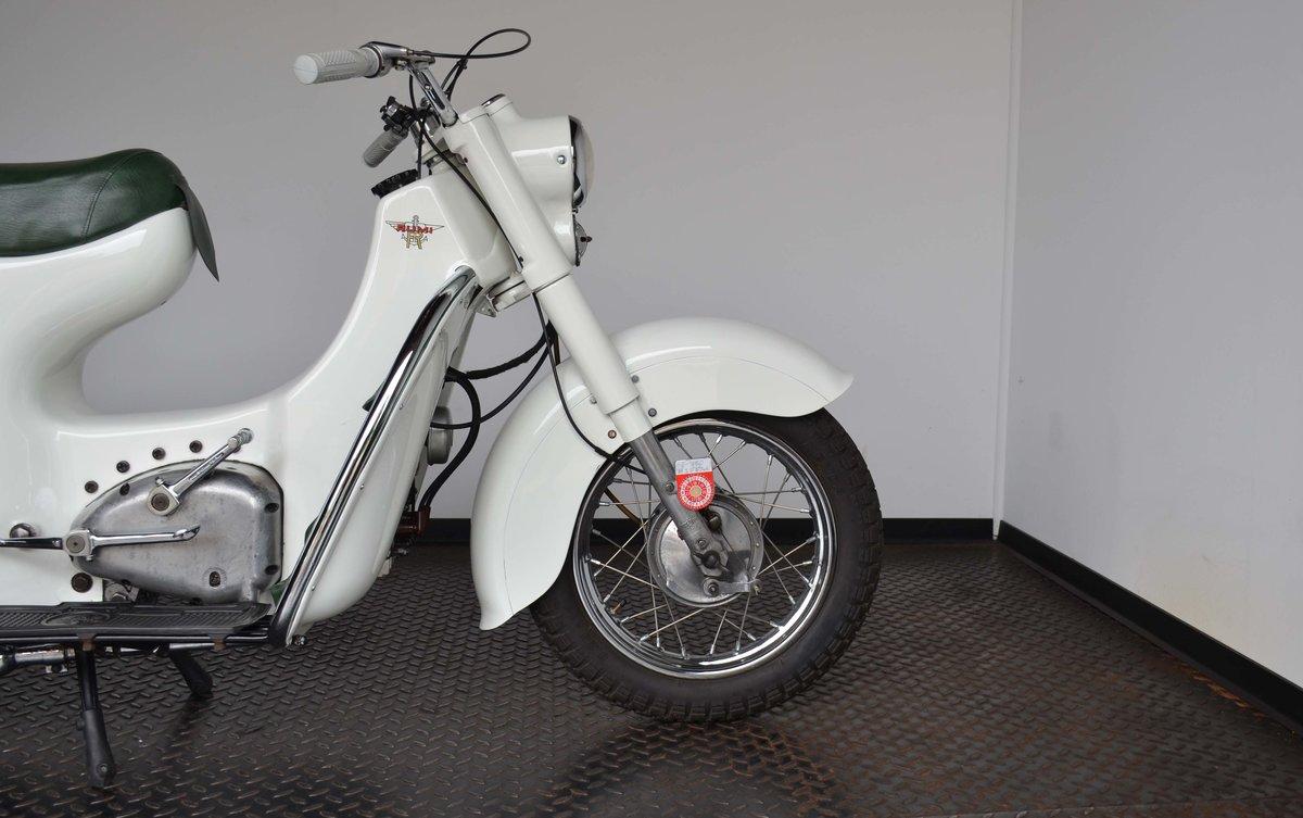1957 RUMI  Scoiattolo 125  For Sale (picture 2 of 10)