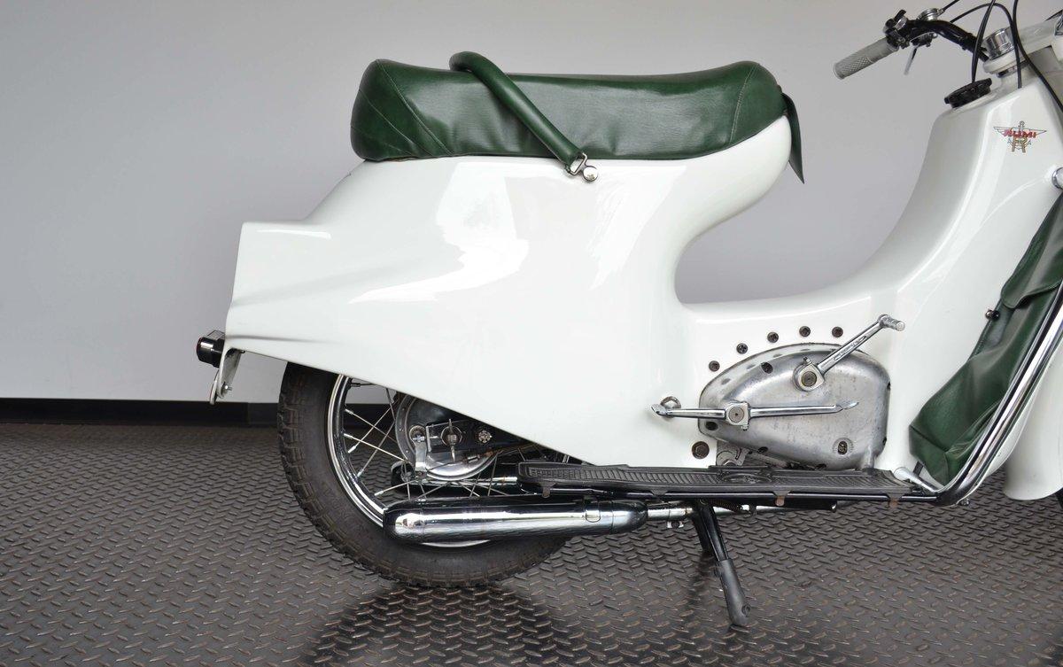 1957 RUMI  Scoiattolo 125  For Sale (picture 4 of 10)