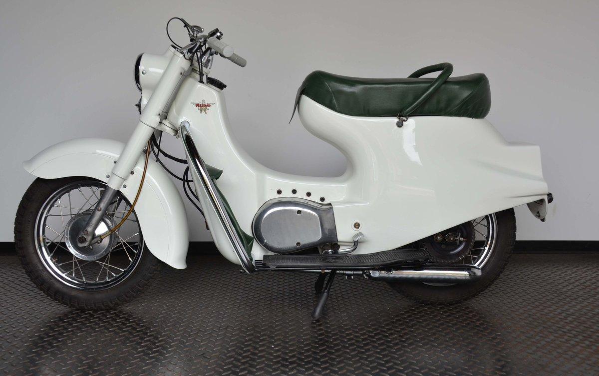 1957 RUMI  Scoiattolo 125  For Sale (picture 7 of 10)