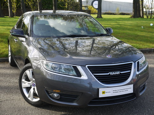2012 Saab 9-5 2.0 TTiD Vector SE 4dr **VERY RARE NEW SHAPE For Sale (picture 1 of 6)