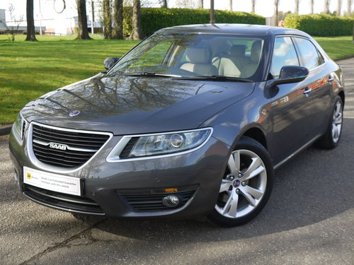 2012 Saab 9-5 2.0 TTiD Vector SE 4dr **VERY RARE NEW SHAPE For Sale (picture 2 of 6)