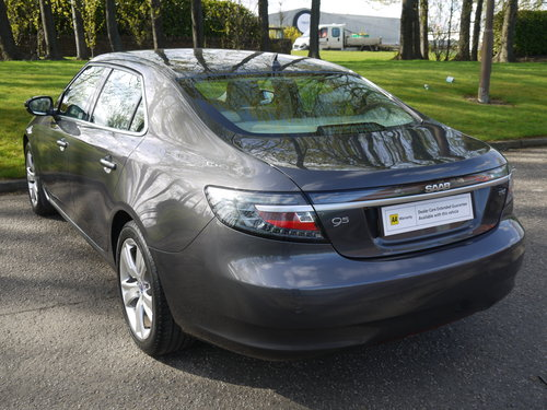 2012 Saab 9-5 2.0 TTiD Vector SE 4dr **VERY RARE NEW SHAPE For Sale (picture 3 of 6)
