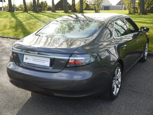 2012 Saab 9-5 2.0 TTiD Vector SE 4dr **VERY RARE NEW SHAPE For Sale (picture 4 of 6)