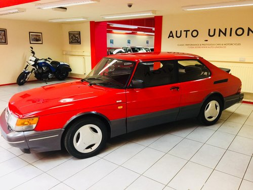 1991 SAAB 900 TURBO AERO For Sale (picture 4 of 6)