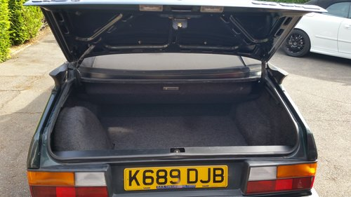 1993 Superb condition Saab 900 T 16s Convertible SOLD (picture 5 of 6)